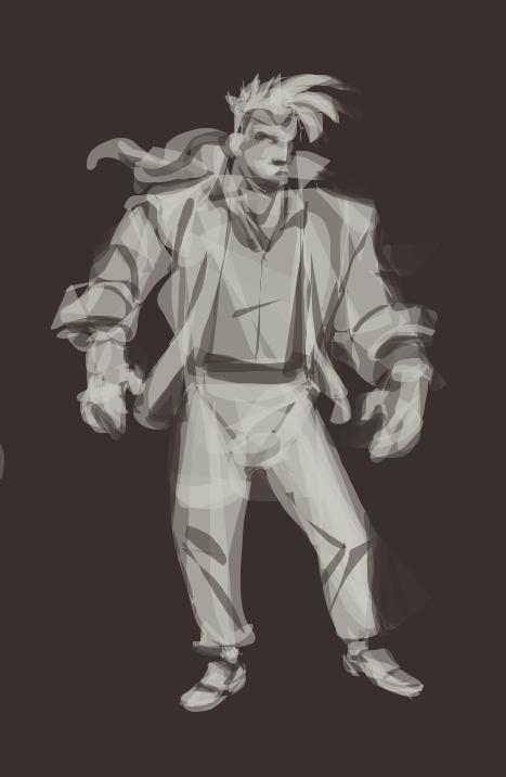 Alchemy Sketch