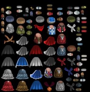Halloween Costume Texture